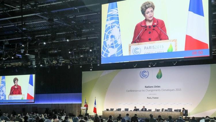 Brasil defende caráter obrigatório do acordo