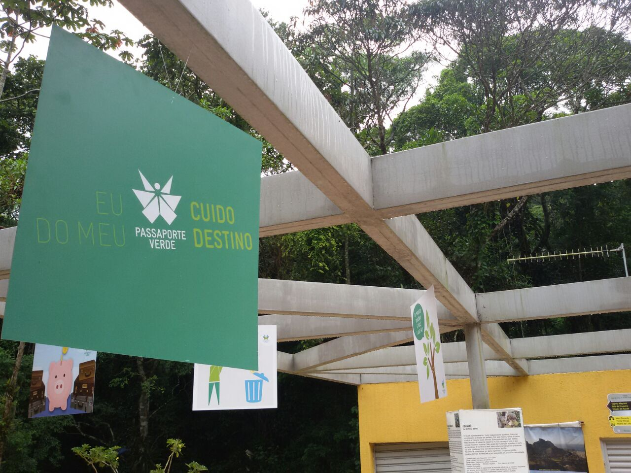 Campanha incentiva turismo responsável