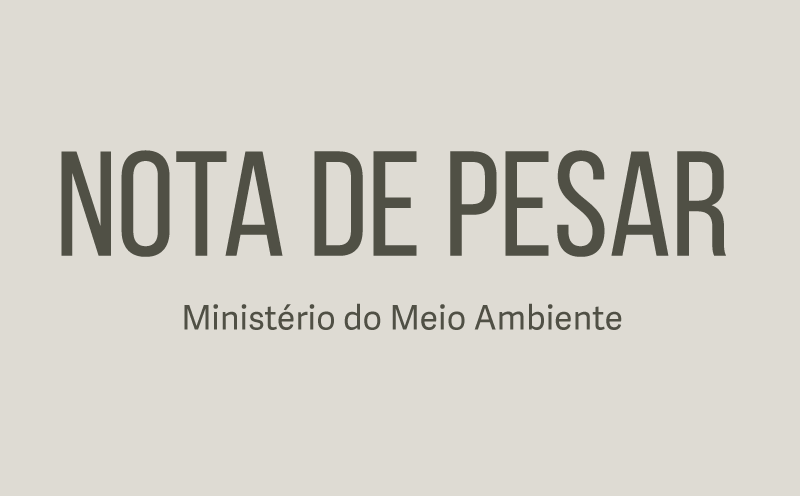 Nota do ministro sobre acidente no Pará
