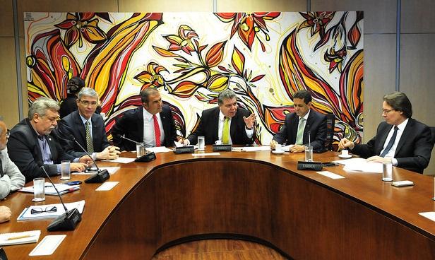 Ministro alinha ações para a Amazônia