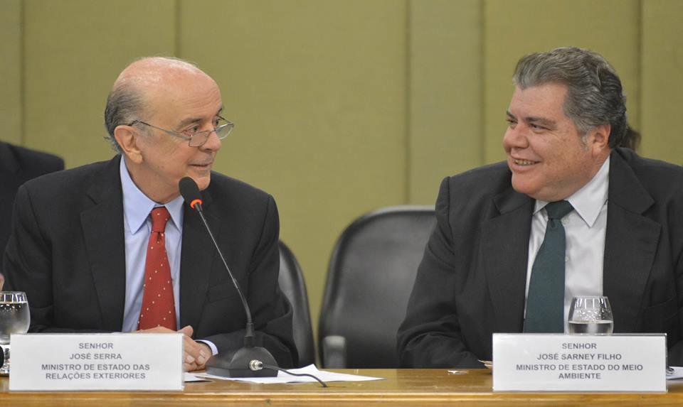 Governo e estados debatem agenda climática