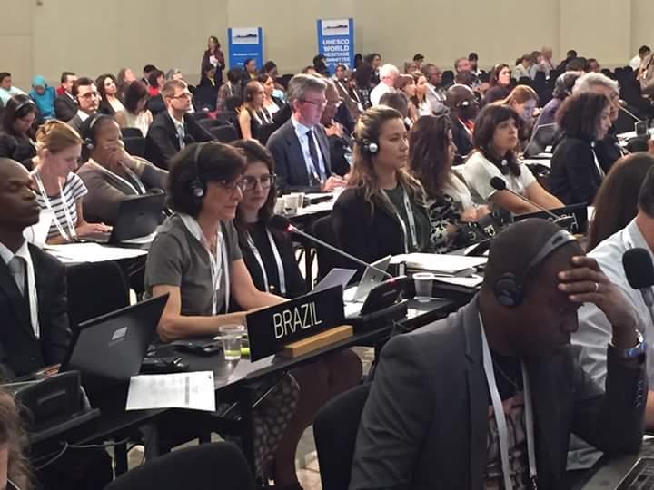 Unesco reconhece gestão ambiental do Brasil