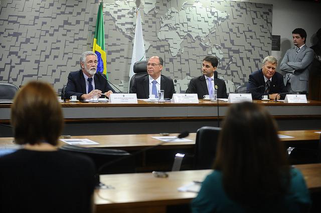 Brasil sai na frente na agenda climática