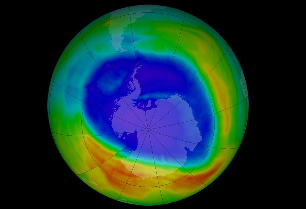 Curso ajuda a preservar camada de ozônio
