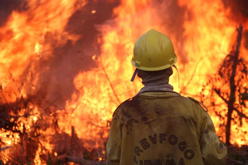 Nota sobre incêndio no Parque do Xingu