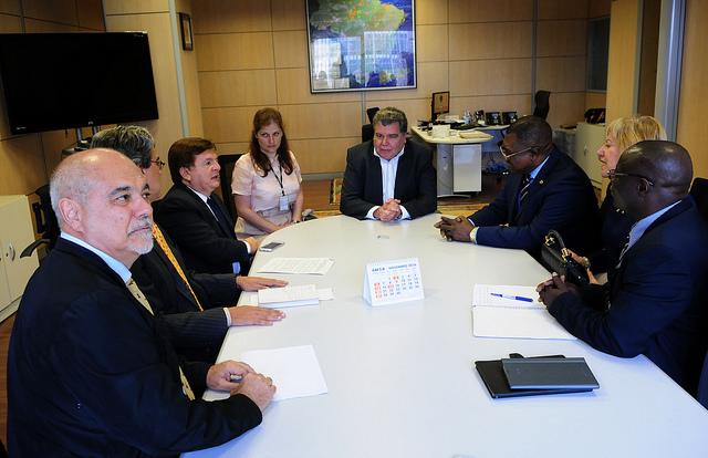Brasil reforça cooperação internacional