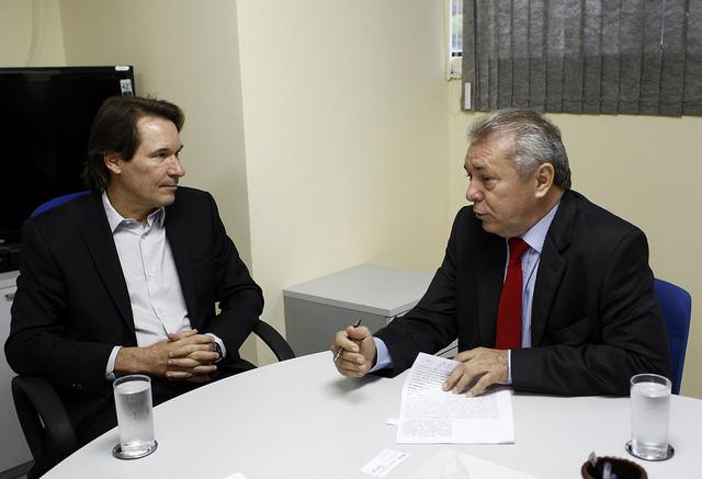 MMA assina convênio com a Paraíba