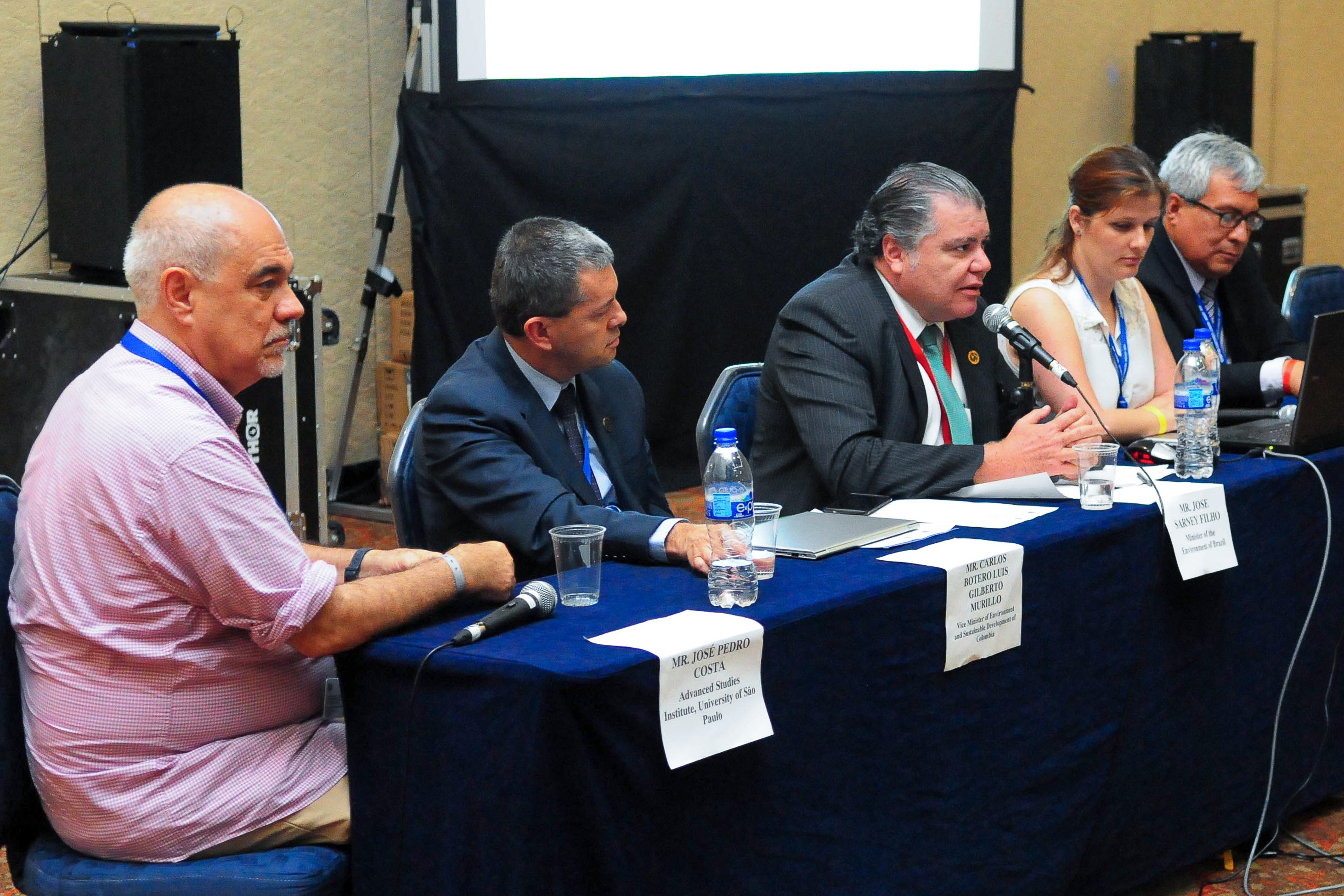 Brasil propõe integração de áreas protegidas