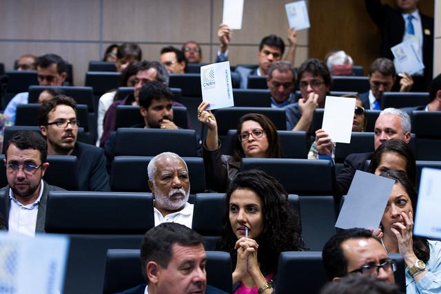 Conselho delibera sobre as águas brasileiras