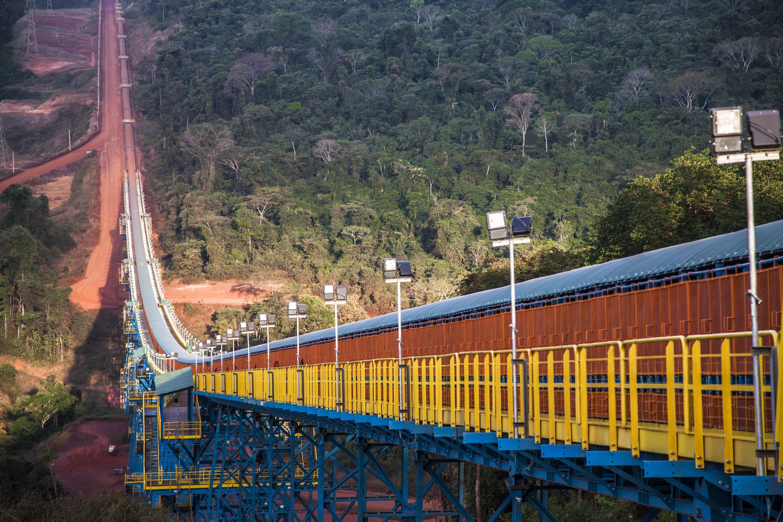 Projeto de mineração é liberado em Carajás