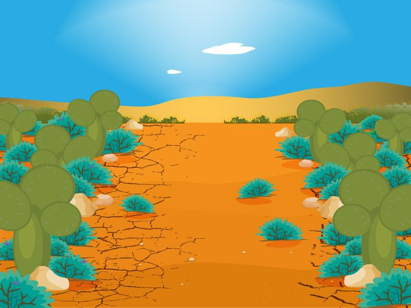 Ministério apoiará combate à seca na Caatinga