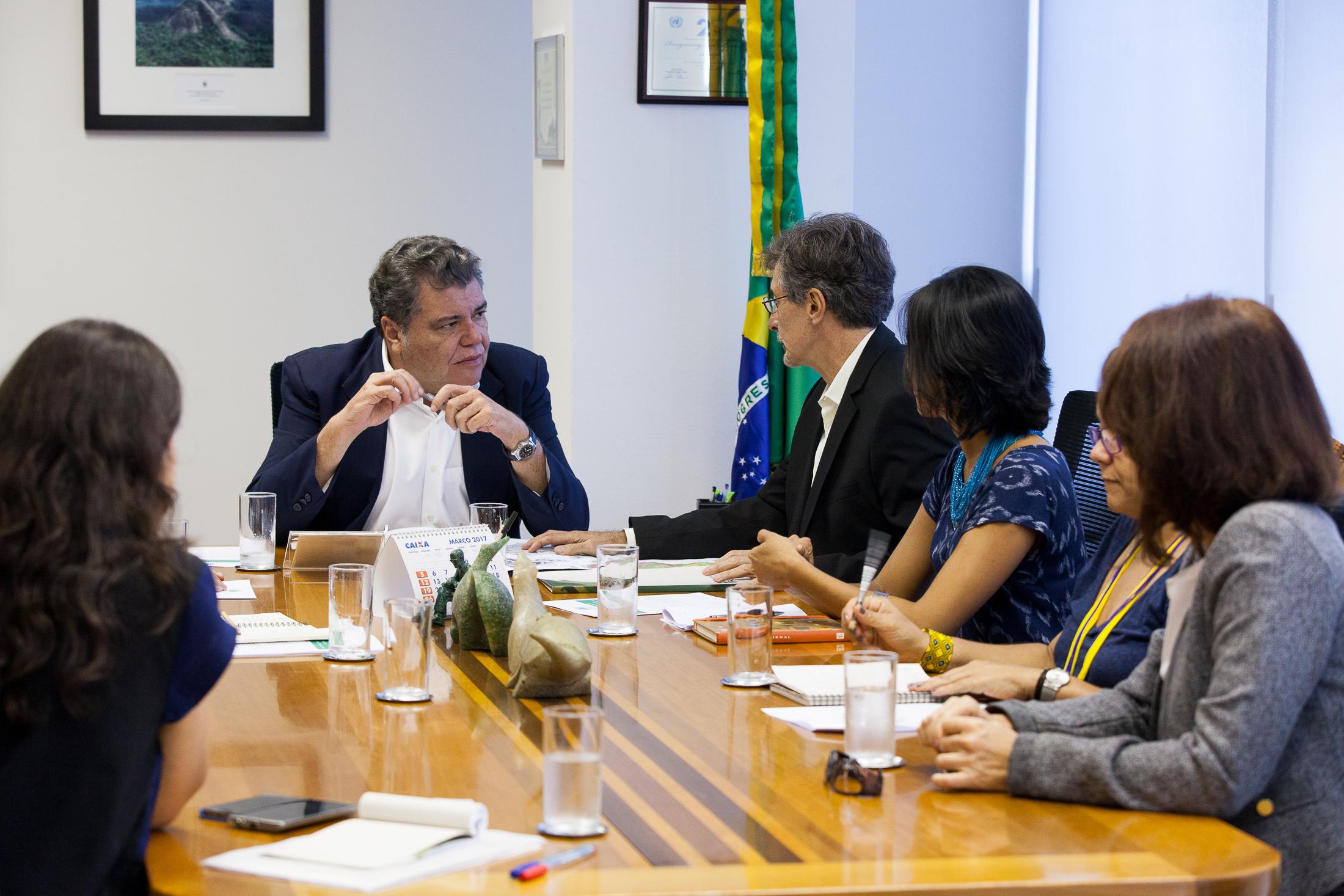 Ministro defende sustentabilidade na Amazônia