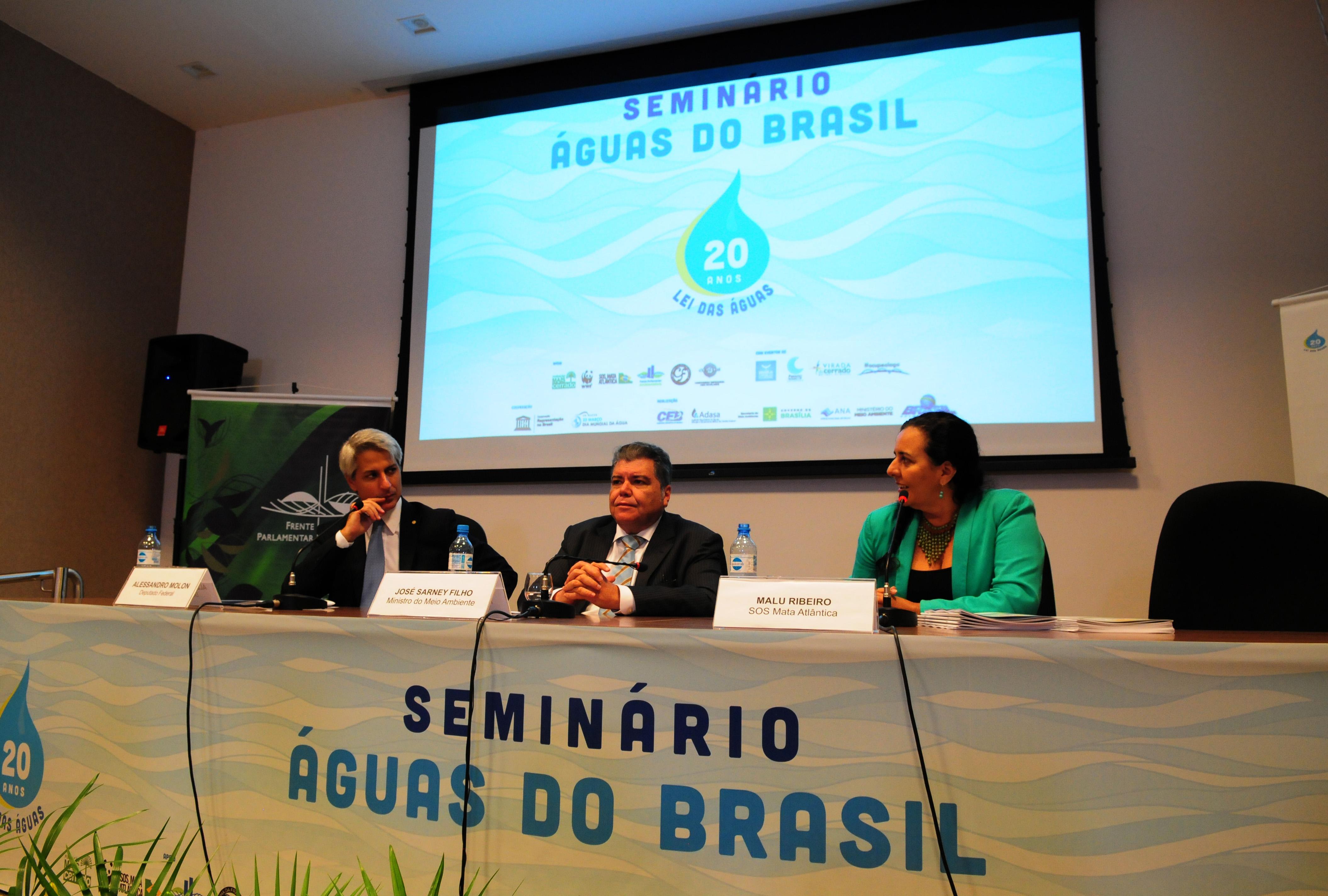 Ministério amplia estação ecológica no RS