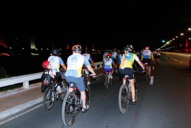 Brasília apagas a luzes na Hora do Planeta