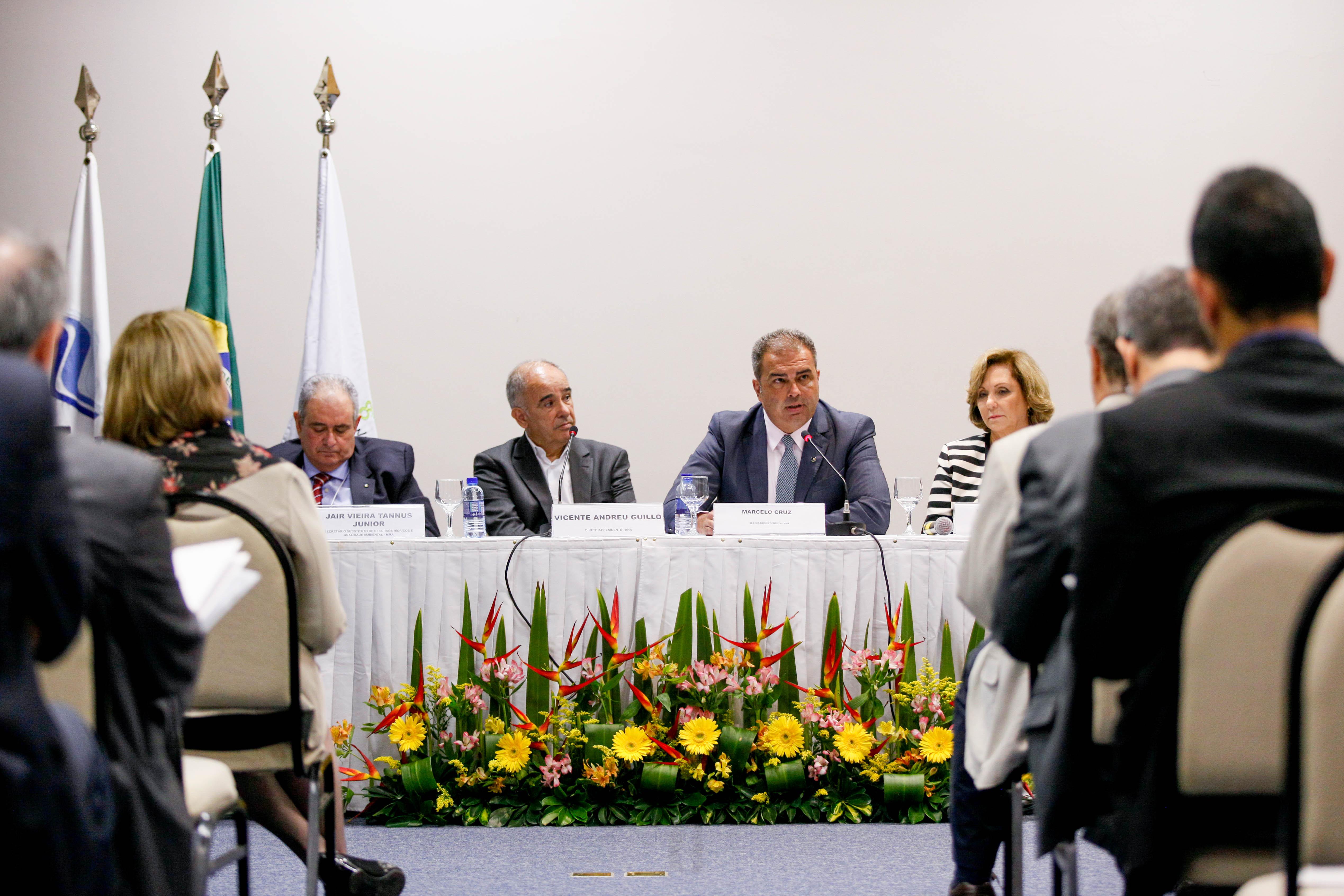 Água: Ministério investirá R$ 135 milhões
