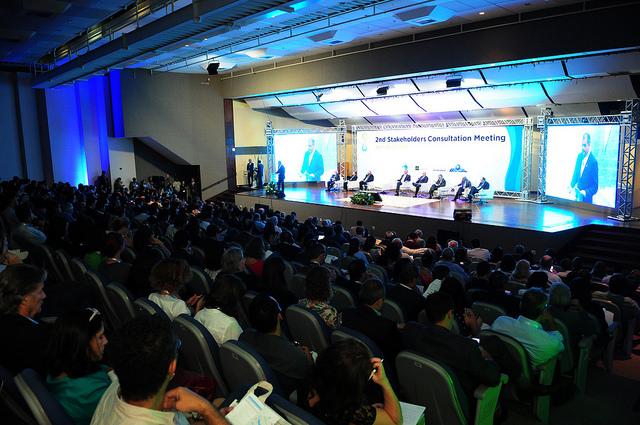 Fórum Mundial da Água recebe contribuições