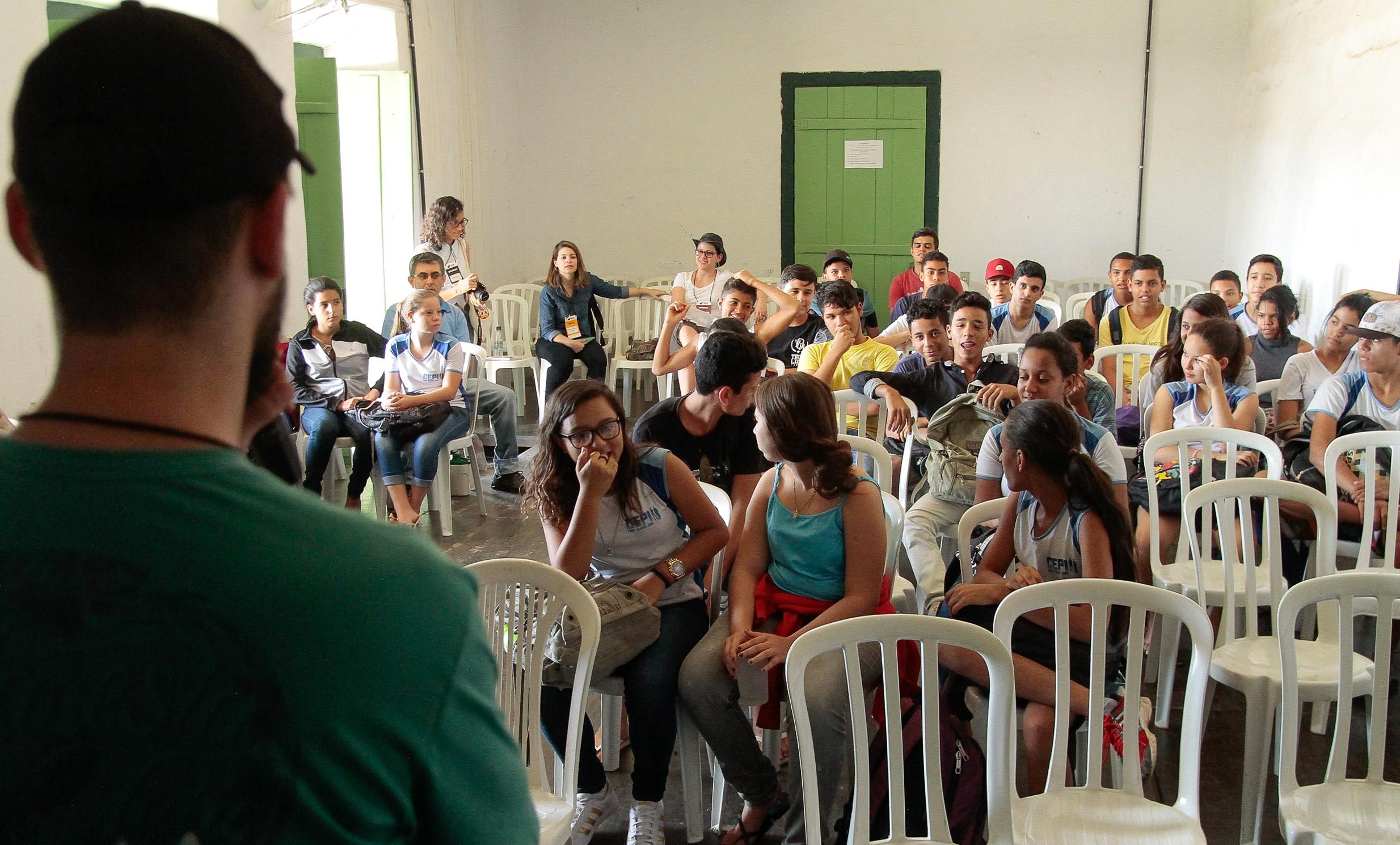 Tela Verde lança 8º circuito no Festival de Goiás