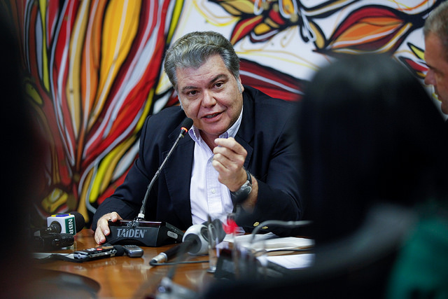 Ministro reafirma parceria com Noruega