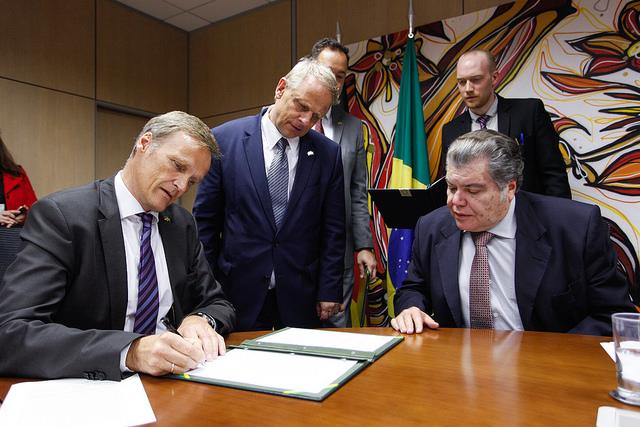 Alemanha destina novos recursos ao Brasil