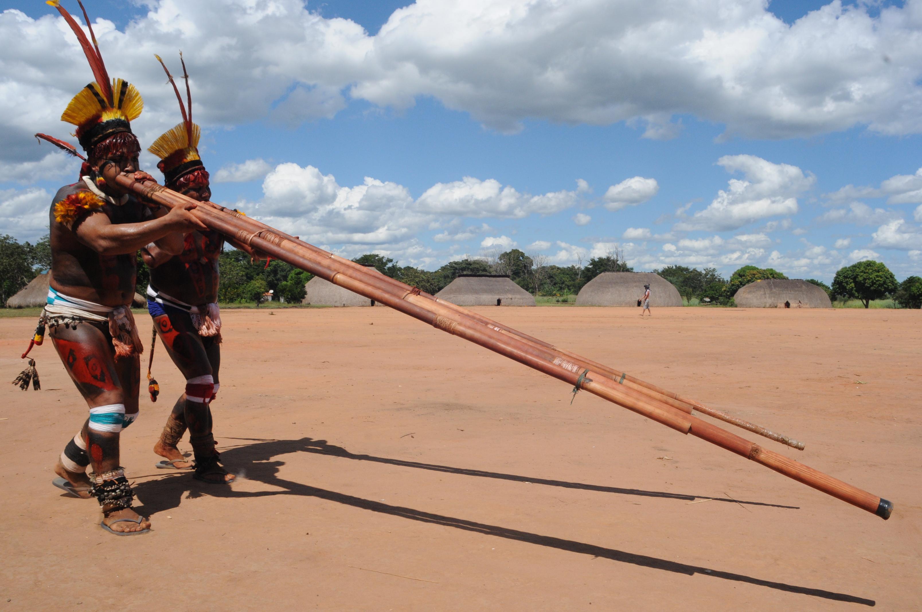 Povos tradicionais discutem manejo do fogo