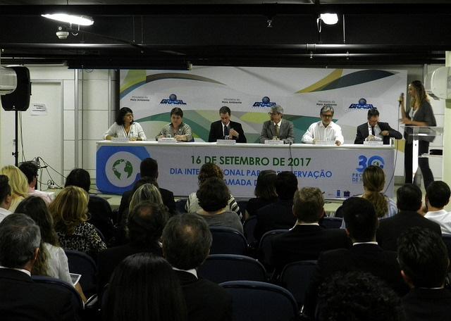 País avança nas metas para camada de ozônio