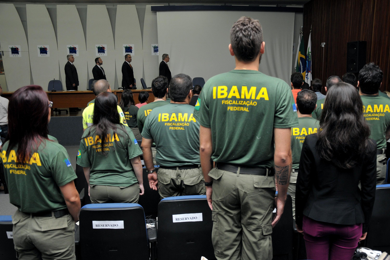 Ibama promove curso sobre crime ambiental