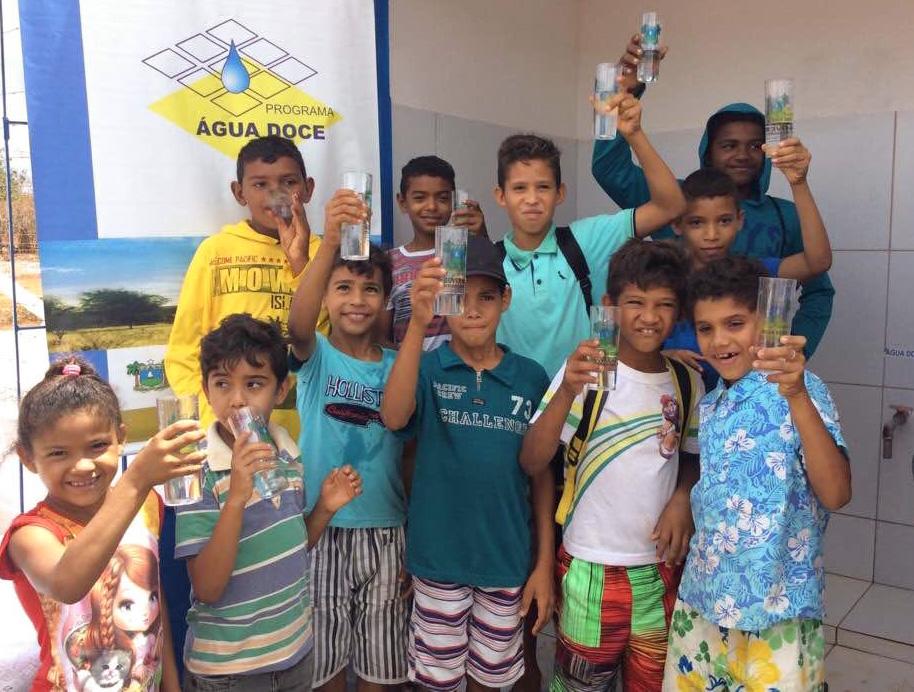 Programa Água Doce é referência mundial