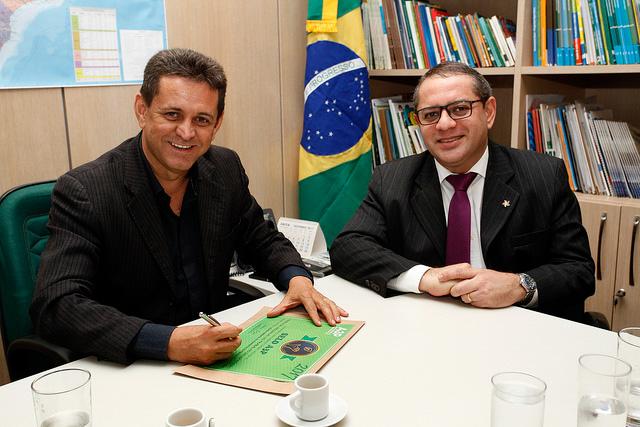 TRT do Maranhão recebe Selo A3P