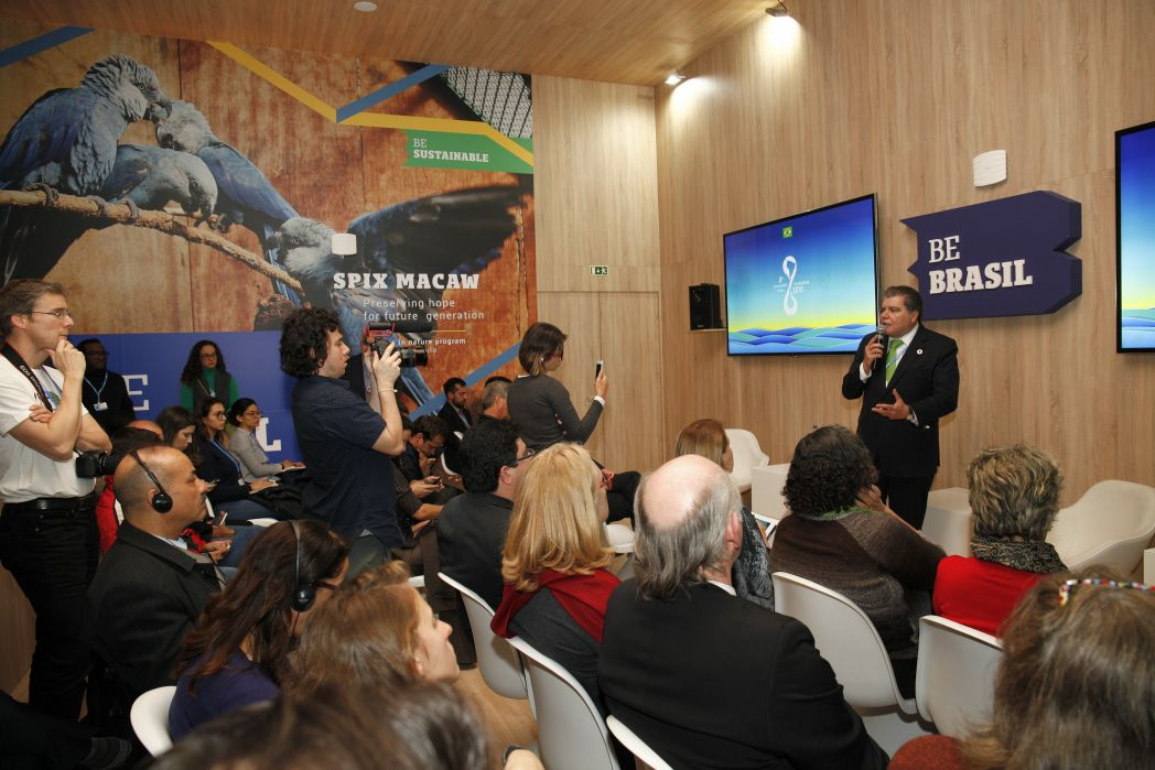 Fórum Mundial da Água é divulgado na COP23