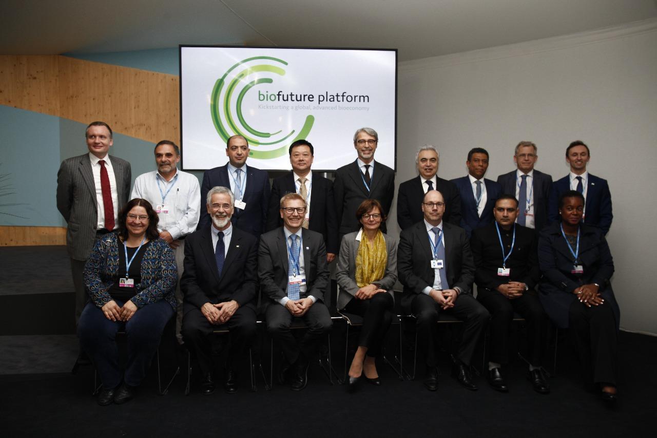 País adota compromisso por biocombustíveis