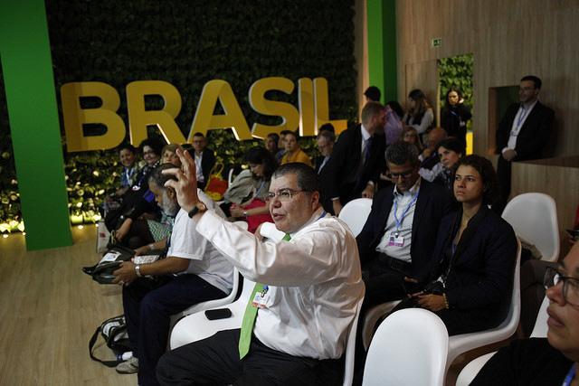 Política florestal avançará no Brasil