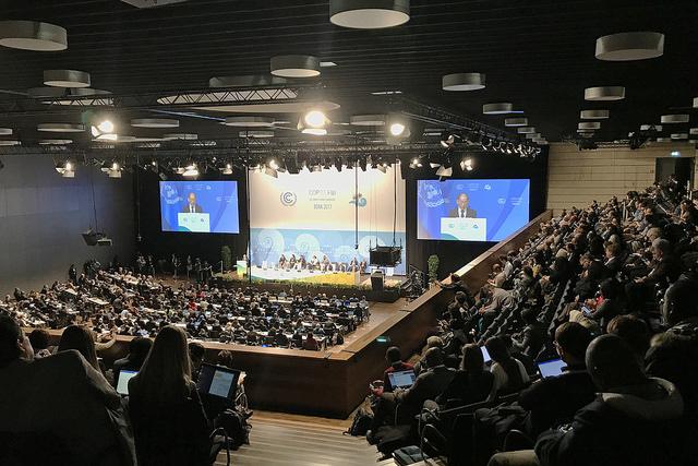 Governo brasileiro avalia resultados da COP23