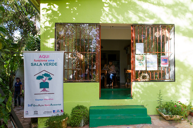Chamada pública seleciona Salas Verdes