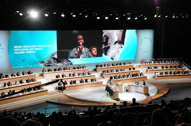 Países fomentam investimentos para o clima