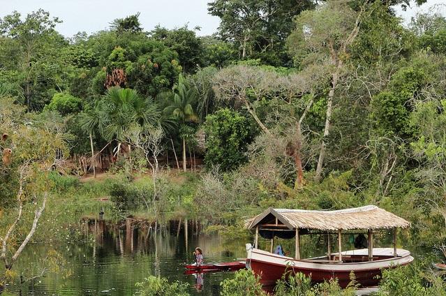 Amazônia é tema de concurso de fotografias