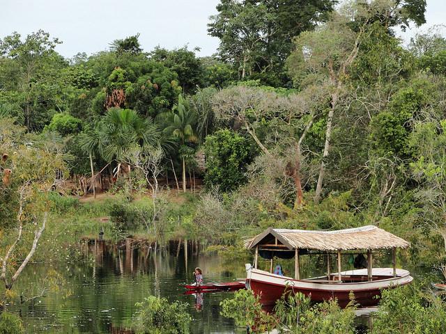 Brasil lidera proteção de áreas úmidas