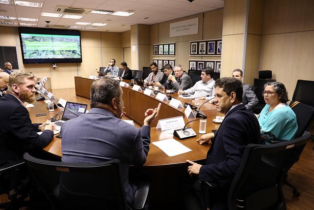 Ministério fortalece fiscalização na Amazônia