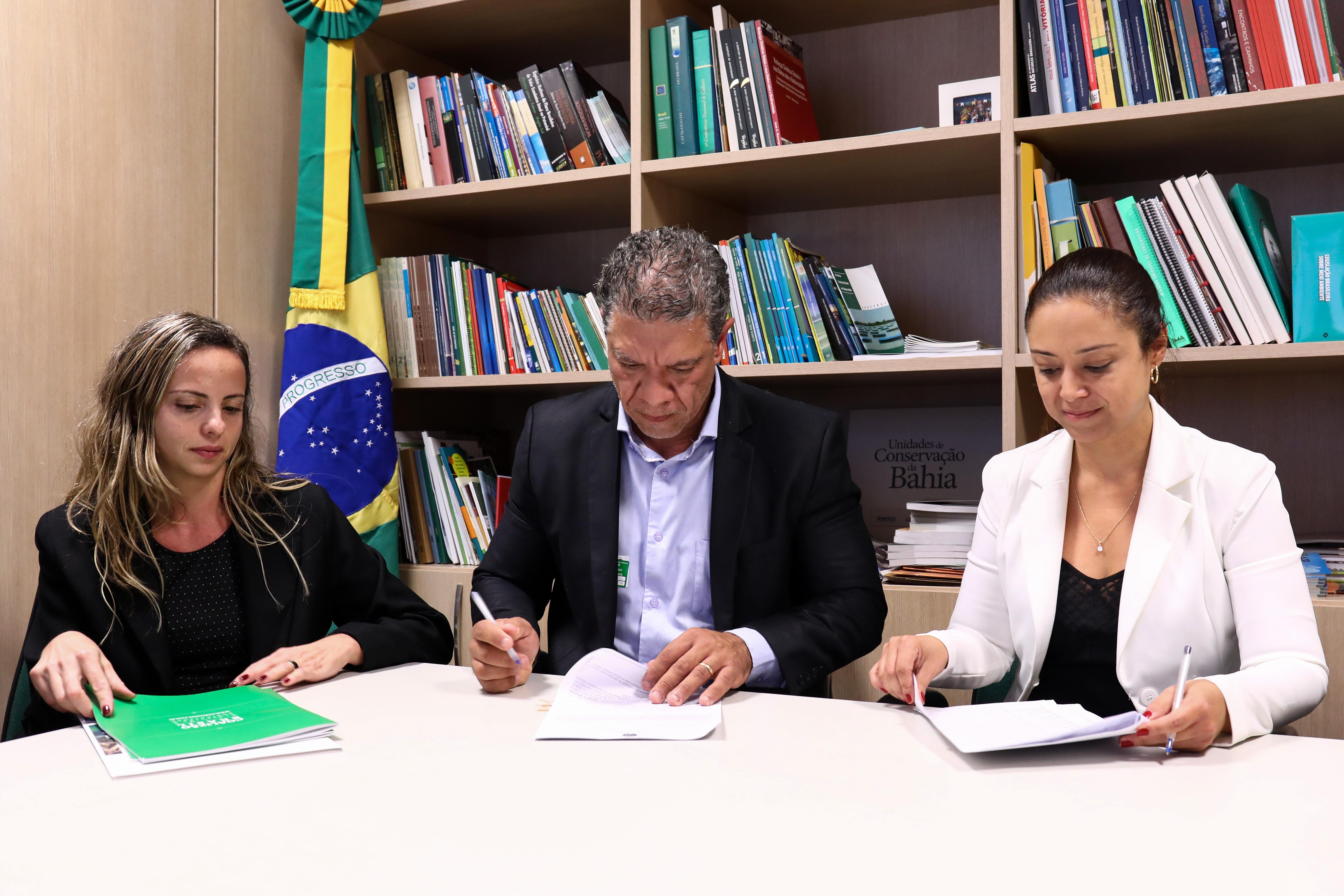 Acordo amplia educação ambiental em Goiás