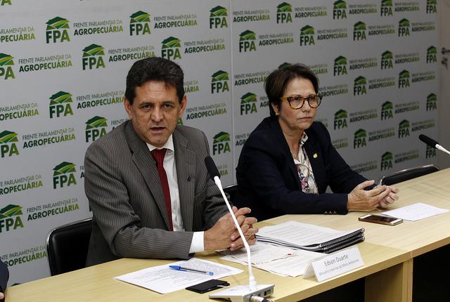 Ministro defende agricultura sustentável