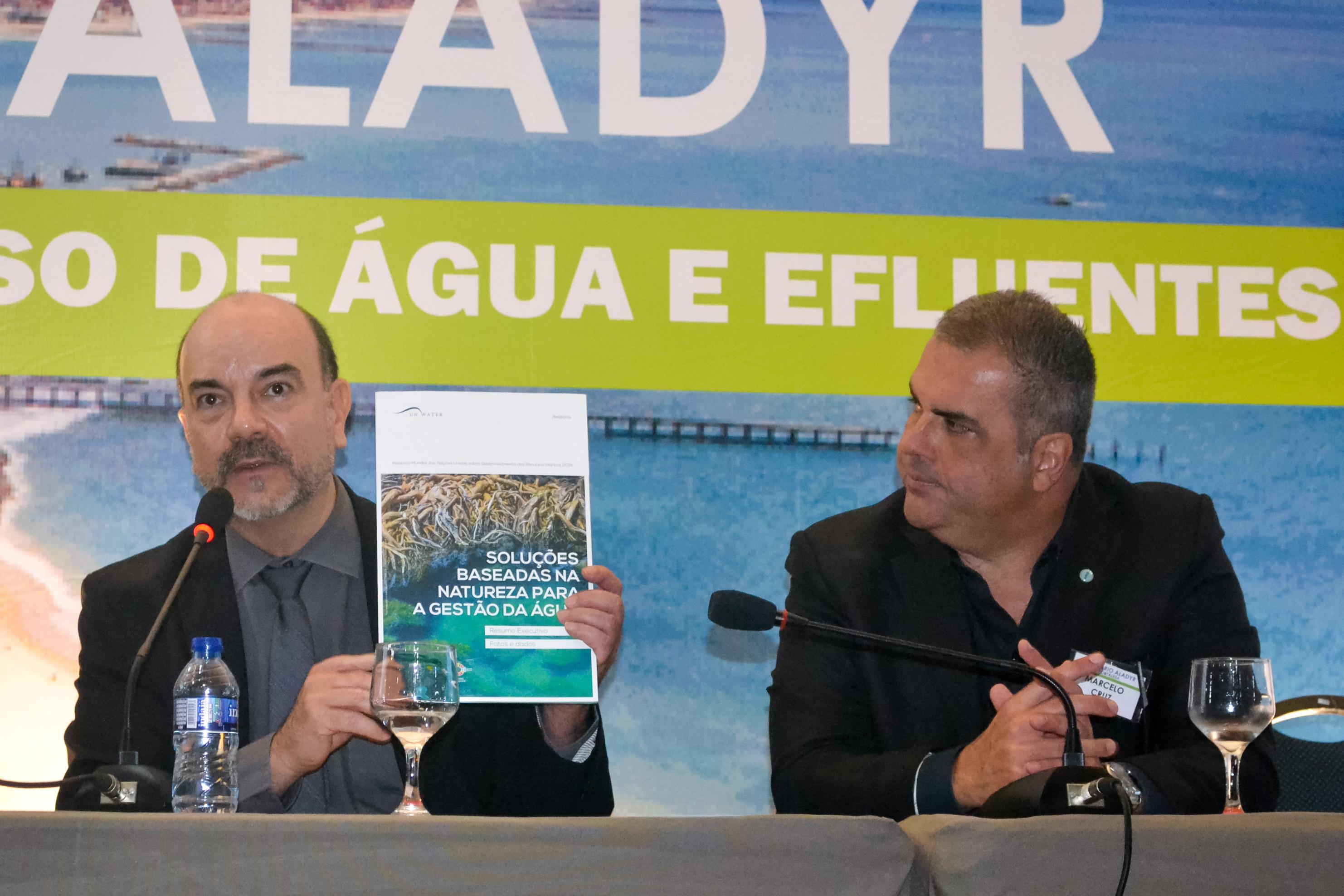 Brasil debate dessalinização de água do mar