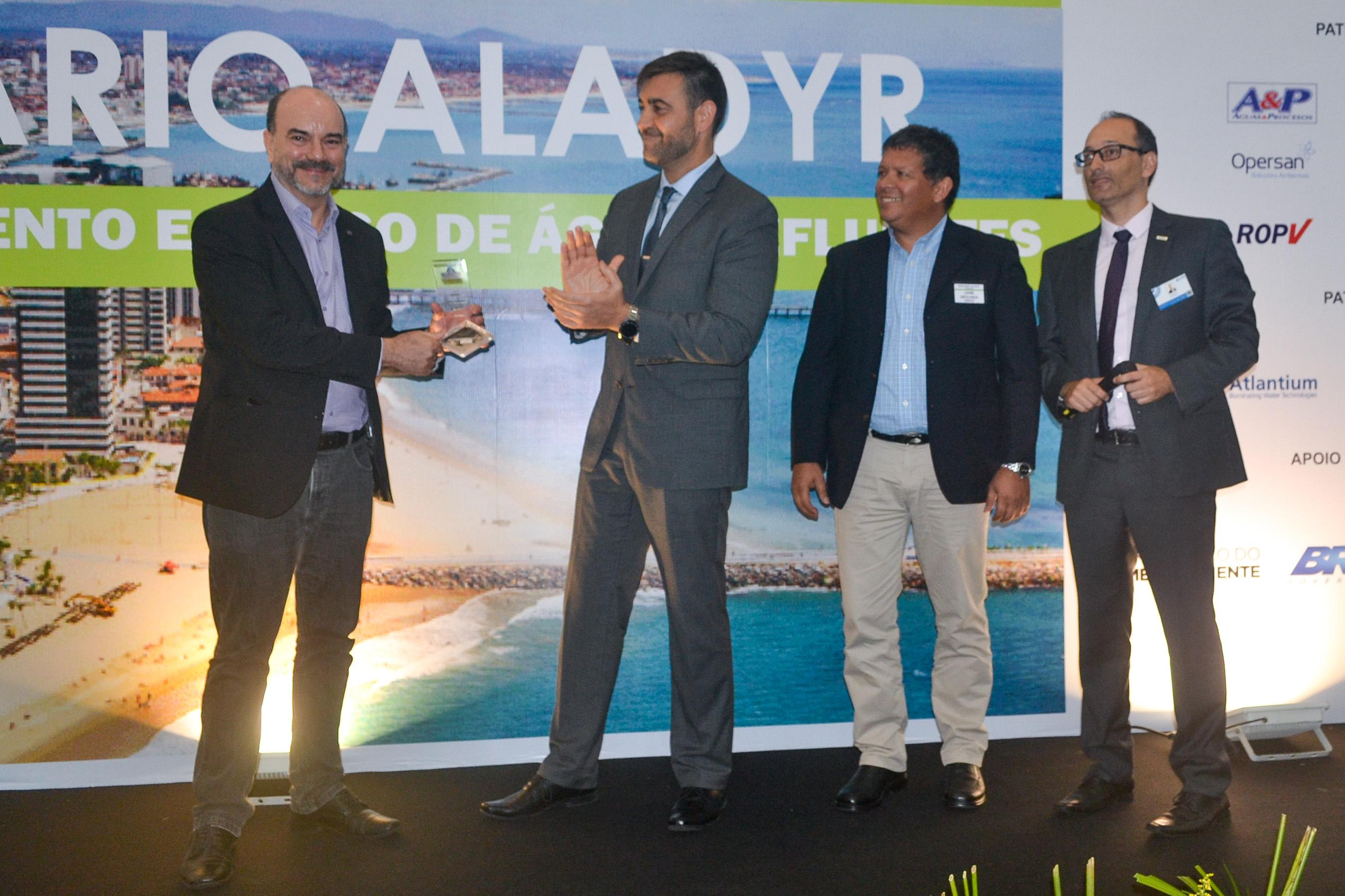 Programa Água Doce ganha prêmio Inovação