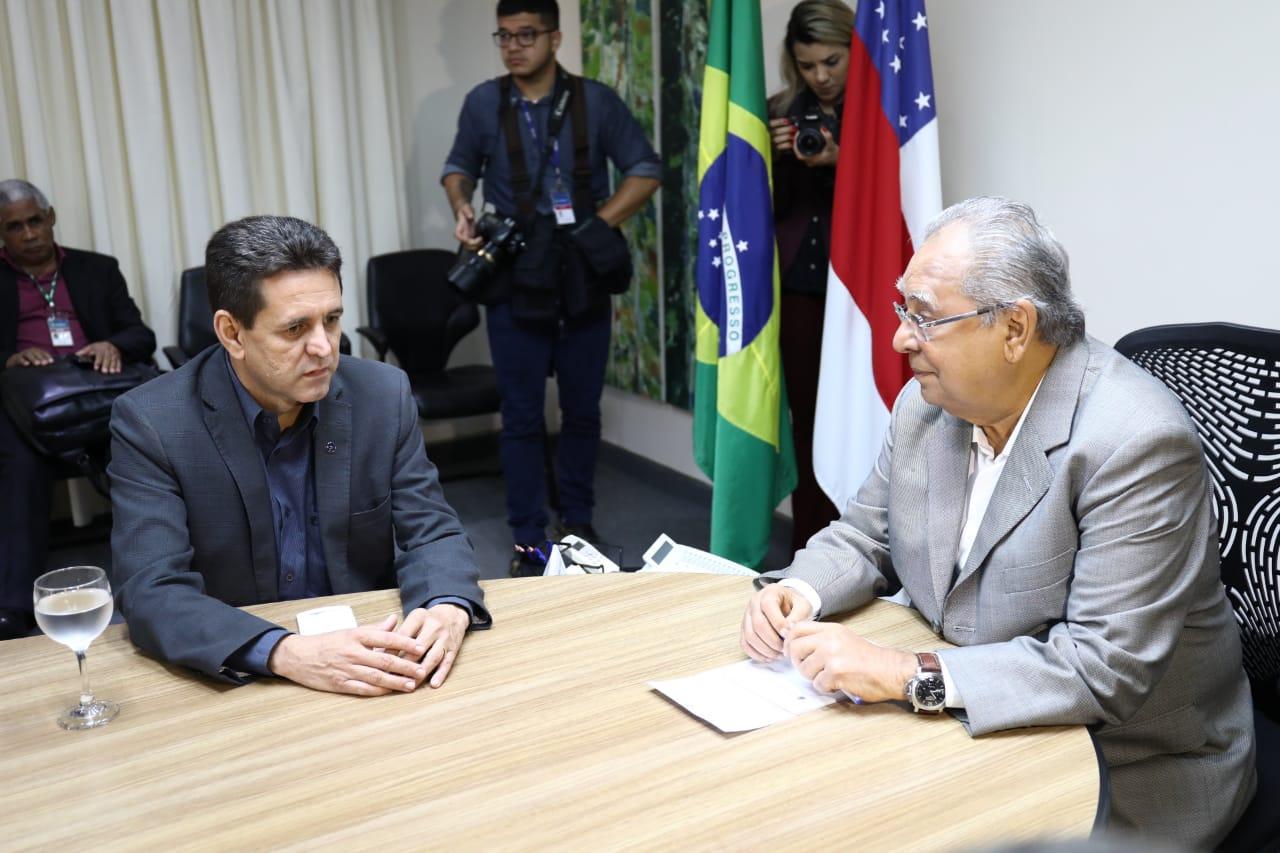 Edson Duarte lança mobilização no Amazonas