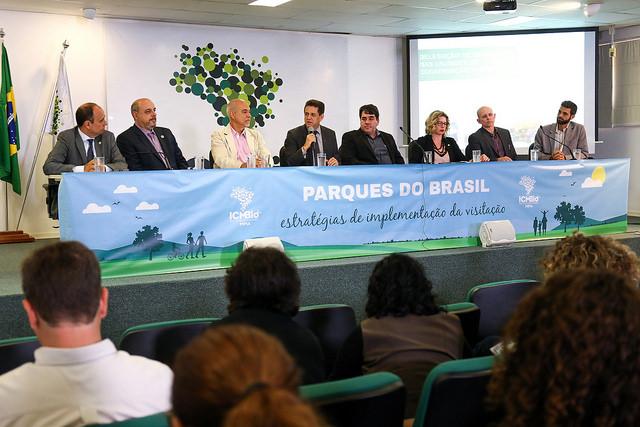 Governo lança concessões em sete parques