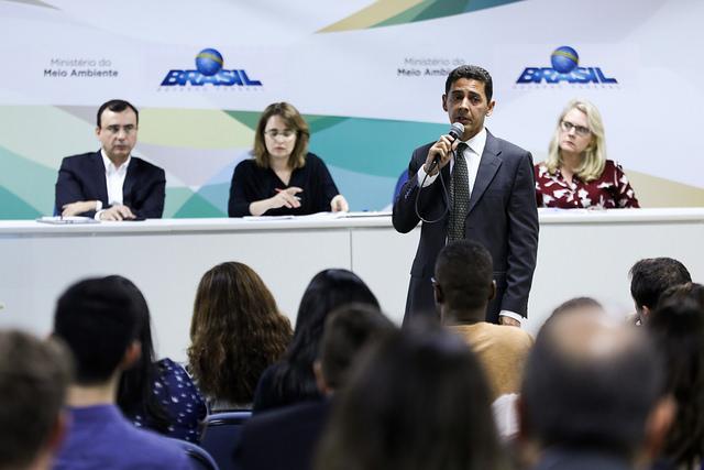 Seminário debate financiamento para clima