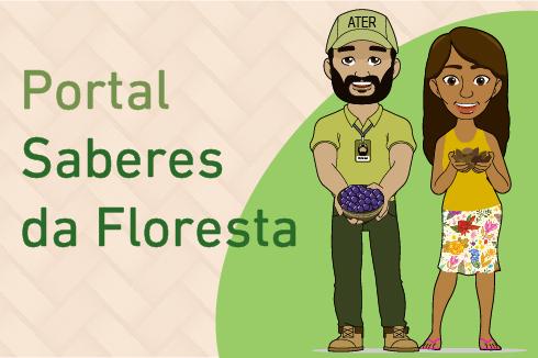 SFB oferece cursos em manejo florestal